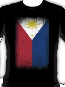 Philippines Flag Pacquiao Pride T-Shirt