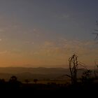 sunrise at the hilton by Simon Hawdon