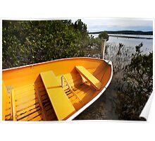Merimbula Top Lake Poster