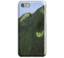 Wooden Bear Carving iPhone Case/Skin