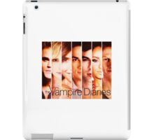 The Vampire Diaries Cast iPad Case/Skin