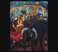 The Bullfight by INGRID  ANDERSEN