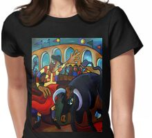 The Bullfight Womens Fitted T-Shirt