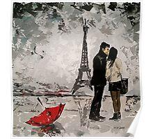 Amour à Paris Poster