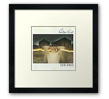 The Cocteau Twins - Garlands Framed Print