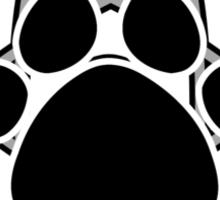 Carl Grimes Bear Paw and Atom (Gray) T-Shirt - Comics Sticker