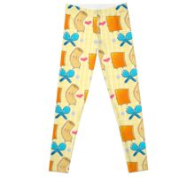 Mac&Cheese Friends  Leggings