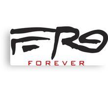 Ferg Forever Canvas Print