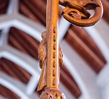 Crosier in Monastery by dbvirago