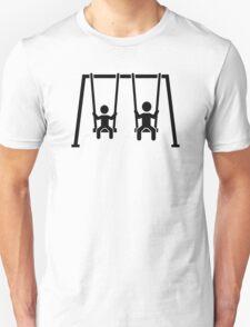 Playground swing T-Shirt