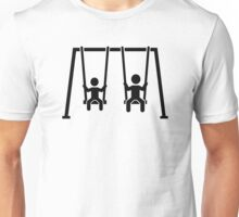 Playground swing Unisex T-Shirt