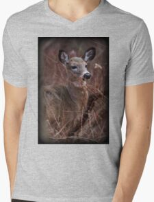 Brush Dweller Mens V-Neck T-Shirt