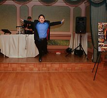 Justin, the Party Animal by abfabphoto