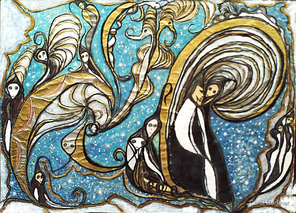 Whirling wizard by Carol Berliner