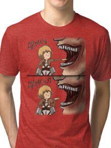 Armin Armout Tri-blend T-Shirt