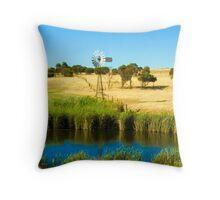 Woodchester Windmill Throw Pillow