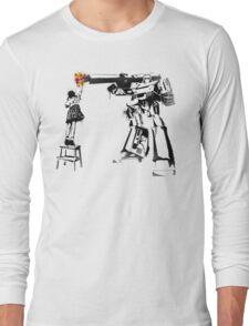 Peace Through Botany Long Sleeve T-Shirt