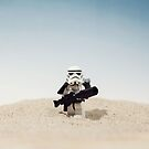 The Last Sandtrooper by Mike Stimpson