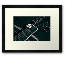 All In All Is All We Are Framed Print