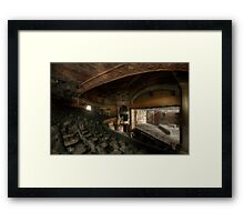 Fall Of The Empire Framed Print