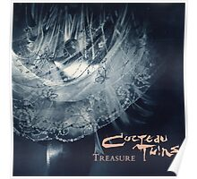 The Cocteau Twins - Treasure Poster