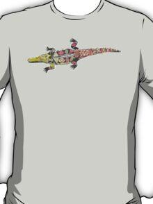 crocodile green T-Shirt
