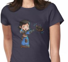 Bad Cook Mage Womens Fitted T-Shirt