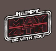 Happy May the 4th! (Slanted) T-Shirt