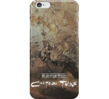 The Cocteau Twins - Head Over Heels iPhone Case/Skin