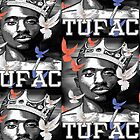 Tupac Shakur by Darryl Pickett