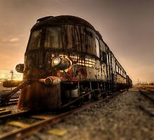 End Of The Line by OnBorrowedTime