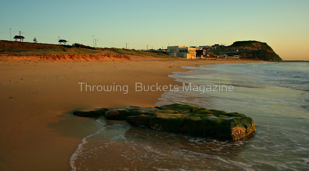 BAR BEACH BAR by Throwing  Buckets Magazine