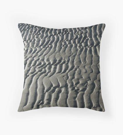 Gaia Throws A Curve Throw Pillow