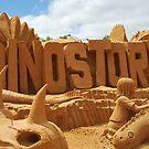 Sand Sculpting by Judi Corrigan