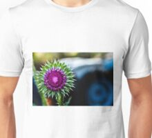 Thistle and Tractor Unisex T-Shirt