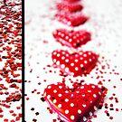 valentine hearts by Adriana Glackin