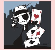 Poker cards player by ArteCita Baby Tee