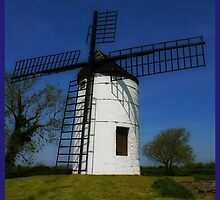 Ashton Windmill by afh1066