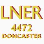 LNER 4472 shirt by lner4472