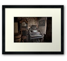 In Perfect Harmonium Framed Print