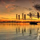 summer reflections by Qba from Poland