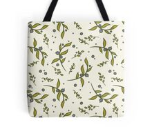 Fresh Blueberry  Tote Bag