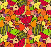 Juicy Fruits by paletskaya