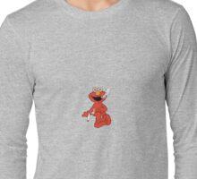 Stoner Elmo Long Sleeve T-Shirt