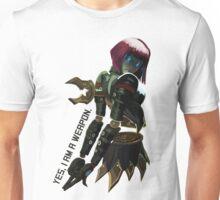 Orianna - Yes, i am a weapon Unisex T-Shirt
