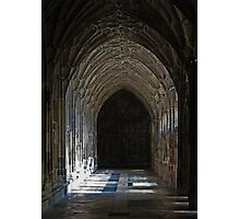 Gloucester Cloister Photographic Print