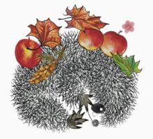 hedgehog curled Kids Clothes