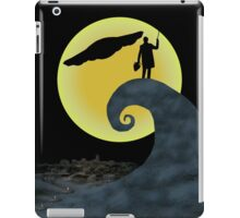 The Doctor's Nightmare Before Christmas iPad Case/Skin