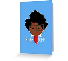 Motherflipping Moss Greeting Card