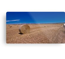 Rolling Plains Metal Print